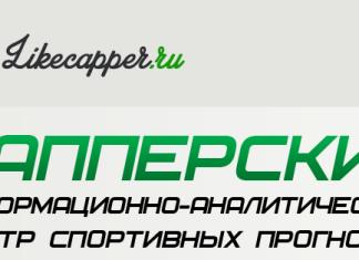 likecapper, likecapper ru, likecapper отзывы, Владимир Смолов отзывы , Владимир Смолов прогнозы